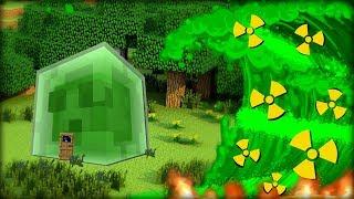 Nejvíc Radioaktivní Toxická TSUNAMI vs. SLIME dům!