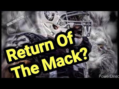 Las Vegas Raiders *Breaking News* Jon Gruden Attempted To Trade For Khalil Mack By Joseph Armendariz