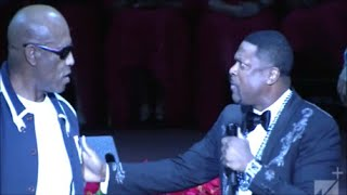 Deebo & Smokey (Chris Tucker) From Friday Reunite At West Angeles COGIC!
