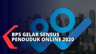 Bps Gelar Sensus Penduduk Online, Dimulai Dari 15 Februari 2020