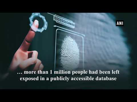Biometric data of over 1 million people exposed in major breach of banks, UK police
