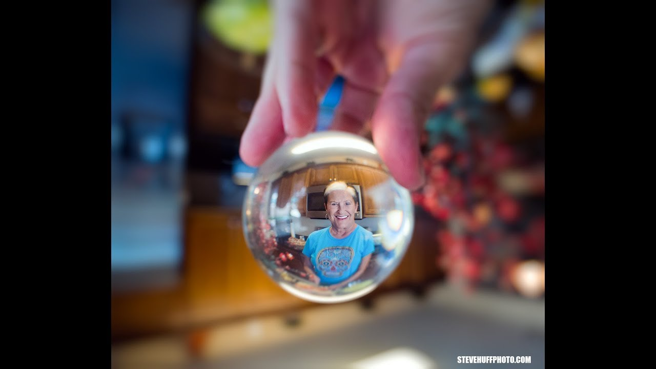 The Lensball Review  A CRAZY COOL Photo Accessory