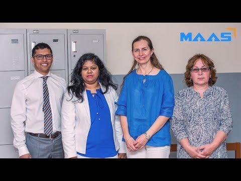 MAAS Global KUWAIT 2019 - YouTube