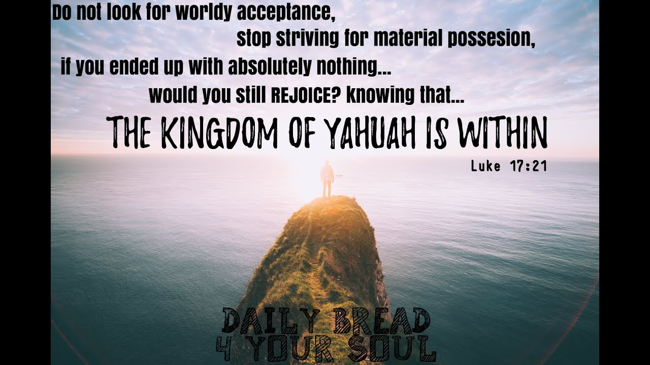 The Kingdom of YAHUAH is Within Marvelous Risings Songwriting Session  YAHUAH meditation