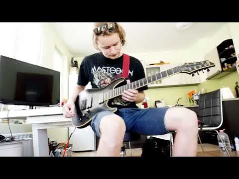 Chelsea Grin  Elysium guitars playthrough