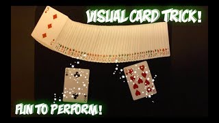 SWITCH 2 Cards INSTANTLY!! Fun Card Trick Performance And Tutorial!