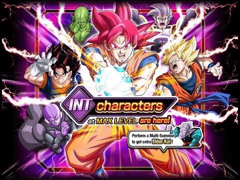 530 STONES SUMMON! WORST SUMMONS EVER? INT Max Level Banner Summons | Dragon Ball Z Dokkan Battle