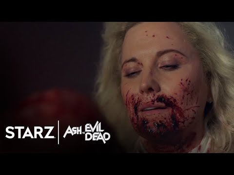 Ash Vs Evil Dead | Season 3 Official Trailer Starring Bruce Campbell | STARZ