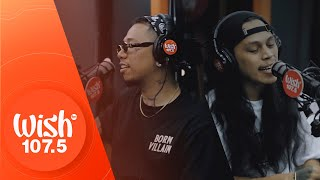 "Pricetagg, CLR perform ""Barumbado"" LIVE on Wish 107.5 Bus"