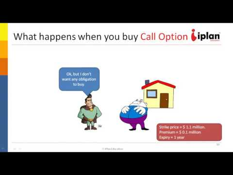 Options Trading Basics to Live Examples | iPlan Education