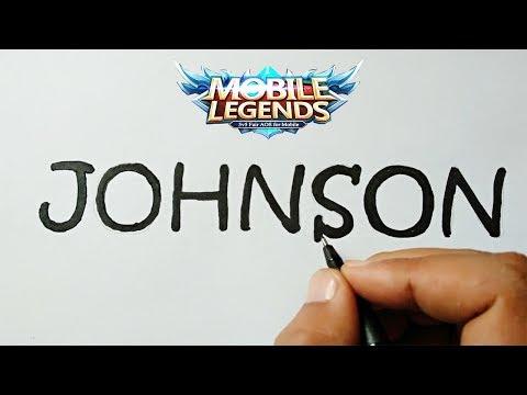510 Koleksi Gambar Keren Johnson Mobile Legend Terbaru