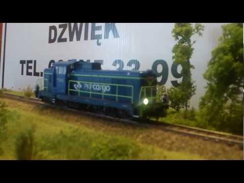 SM42-678 PKP Cargo dekoder ZIMO MX644D