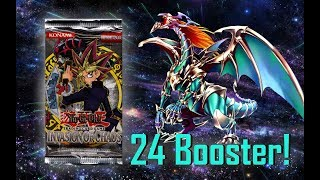 Yugioh 24x Booster INVASION OF CHAOS Retro Opening - Search for the Chaos (german/deutsch)