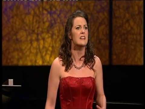 Máire Flavin BBC Cardiff Song Prize Final 2011