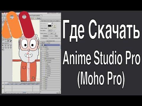 Где скачать Anime Studio Pro 10/11 (Moho Pro 12) и какую версию выбрать? Что актуально ставить?