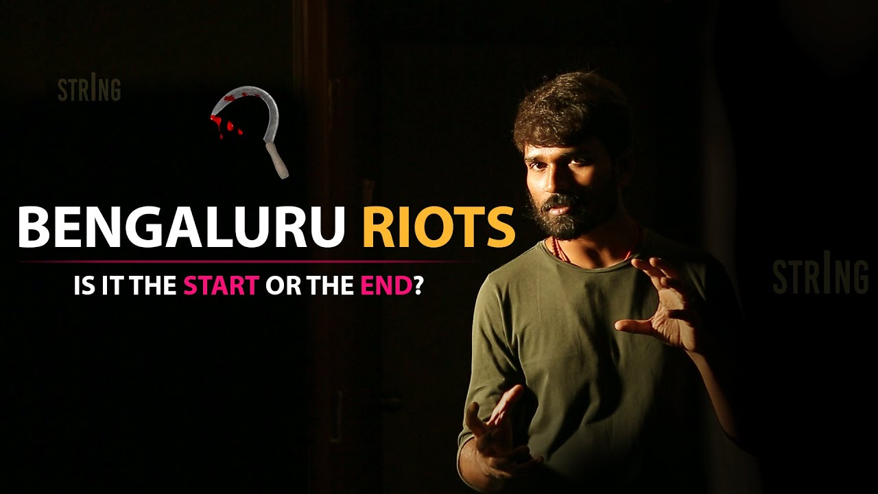Killing In The Name of GOD - [Bengaluru Riots]