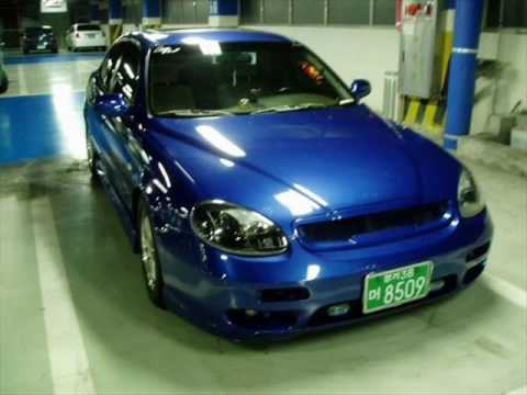 Daewoo Car Tuning