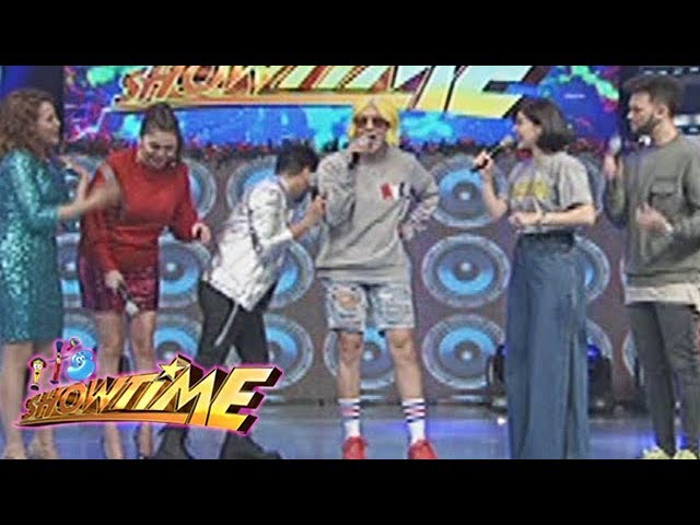 It's Showtime: Vice Ganda recalls the traditional 'Misa De Gallo'