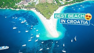 Most Beautiful Beach in Croatia!