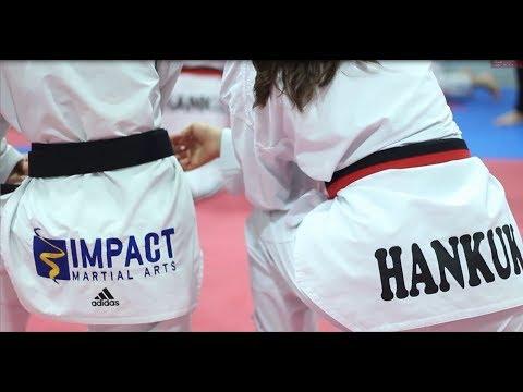 Equipo Impact Martial Arts (Australia) /Hankuk International School