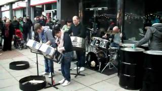 Manchester Christmas Market Band