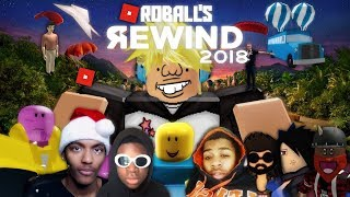 Roball ' s 2018 Roblox Rewind