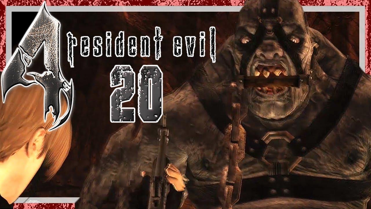 RESIDENT EVIL 4 # 20 💀 El Gigante Hoch Zwei! • Let's Play Resident Evil 4