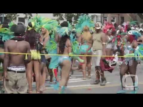 Brooklyn Caribbean Labor Day Carnival 2014