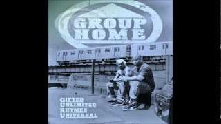 Group Home - Livin Proof (1995) HQ song