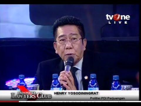 Indonesia Lawyers Club (ILC) 25 Nov 2014 : Jaksa Agung Baru Ditantang Untuk Eksekusi Terpidana