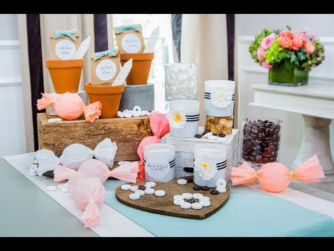 DIY Wedding Favors with Maria Provenzano - Home & Family