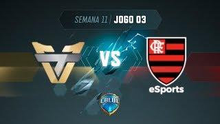 CBLoL 2019: 2ª Etapa - Fase de Pontos | Team oNe x Flamengo (Jogo 3)