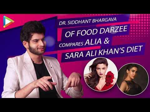 Dr. Siddhant Bhargava REVEALS Sara Ali Khan and Alia Bhatt's Workout Routines Mp3