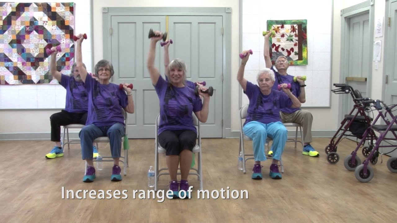 NEW Geri Fit Strength Training Workout for Older Adults
