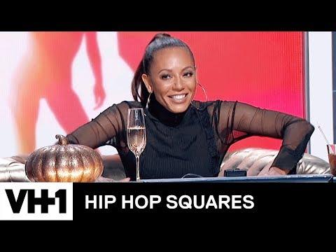 Mel B aka Scary Spice Slapped DeRay Davis 'Sneak Peek'   Hip Hop Squares