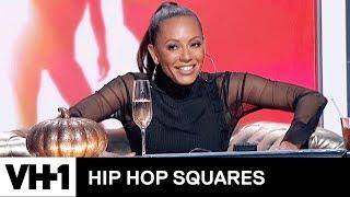 Mel B aka Scary Spice Slapped DeRay Davis 'Sneak Peek' | Hip Hop Squares