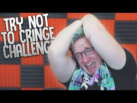 TRY NOT TO CRINGE CHALLENGE!! - I CANT HANDLE THIS
