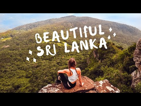 7 Things to do in Sri Lanka – Travel Guide and Vlog