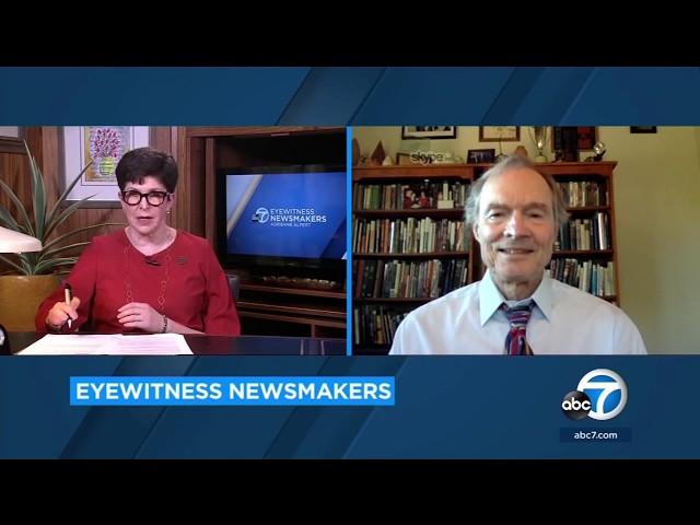 Coronavirus pandemic worsens homelessness, hunger crisis — ABC7 Los Angeles