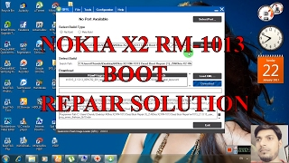 How To Recover Dead Nokia X2 RM-1013 Using QPST - Surya Software Solution