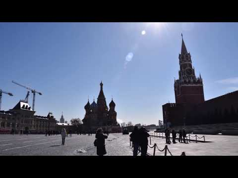 10 Days in Russia 2018