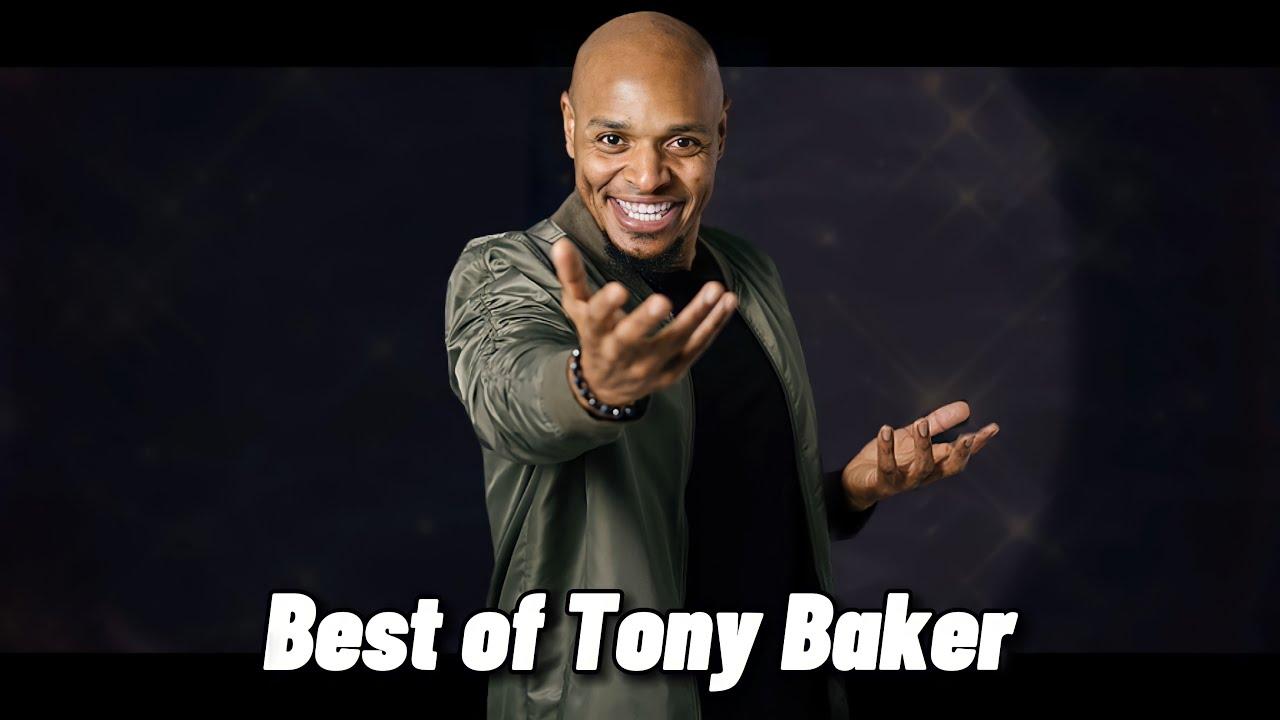 Tony Baker Best Moments   All Def