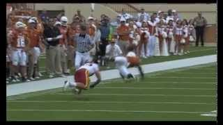 Texas Longhorns Football - Inches Of Life