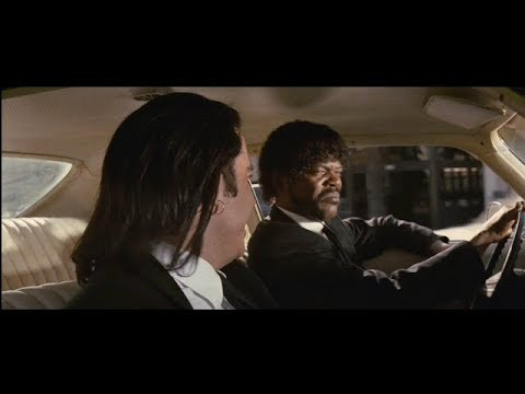 Pulp Fiction Beginning
