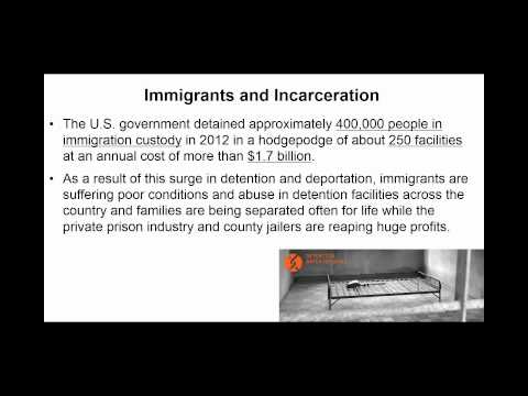 Mass Incarceration 101: National Seminar 2015