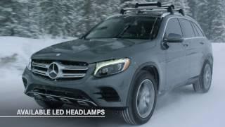 Mercedes-Benz 2017 GLC300 SUV Walk Around(, 2016-12-14T22:37:59.000Z)