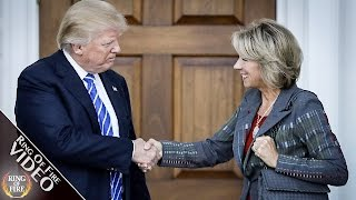 "Will Betsy DeVos Turn Public Schools Into ""God's Kingdom""?"