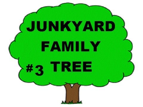 Junkyards Family Tree: Minecraft Part 3