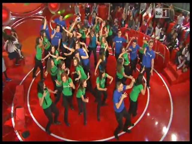 C'è bisogno di una squadra (remix) | Le Verdi Note | 54° Zecchino d'Oro