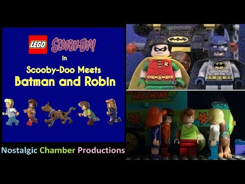 LEGO Scooby-Doo Short: Scooby-Doo Meets Batman and Robin from YouTube · Duration:  2 minutes 55 seconds